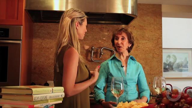 Linda Gassenheimer on Chat Chow TV