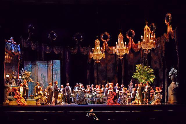 FGO - La Traviata 2008