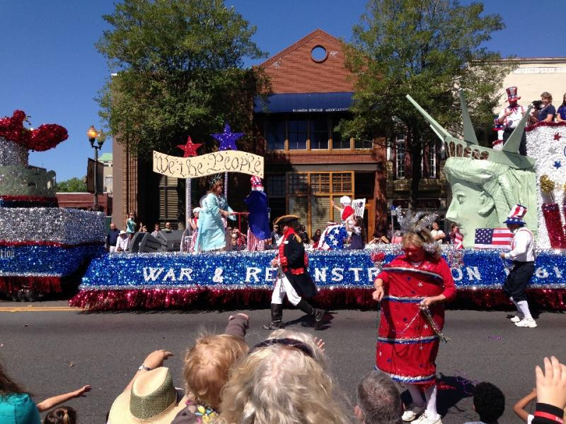 War and Reconstruction Krewe 1861 to 1900.