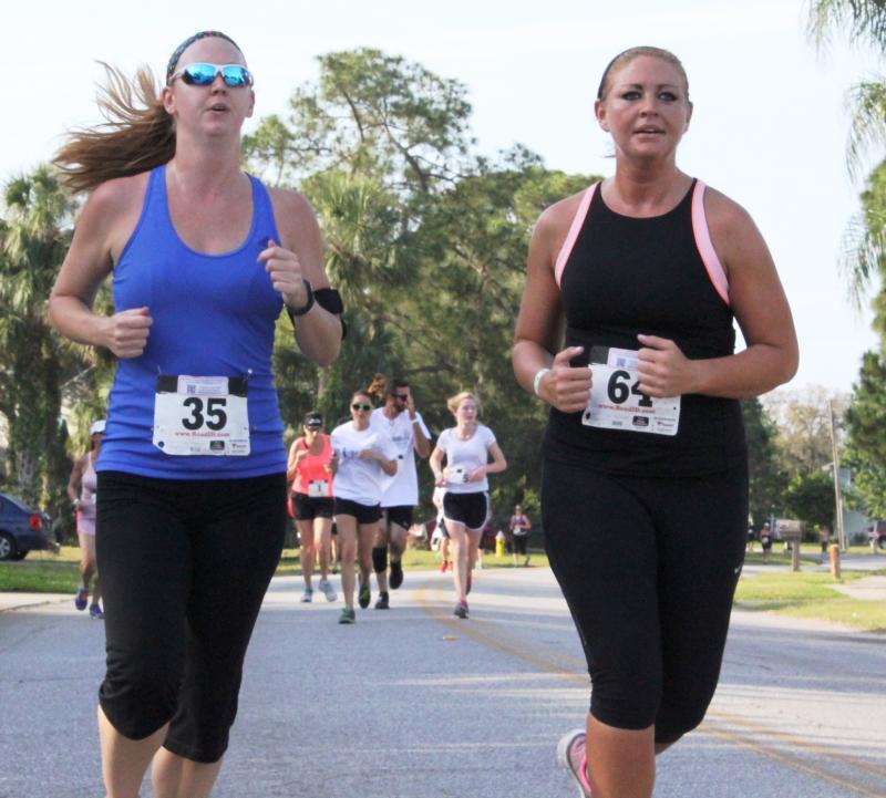 5K run participants