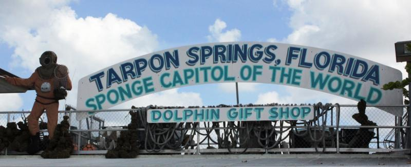 Downtown Tarpon Springs