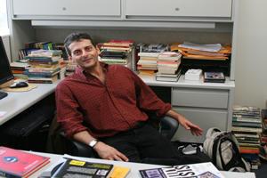 Professor Ariel Gonzalez
