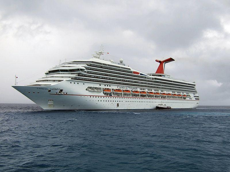 Carnival Cruise Ship Triumph Relaunches With Infamous Name Still - How old are carnival cruise ships