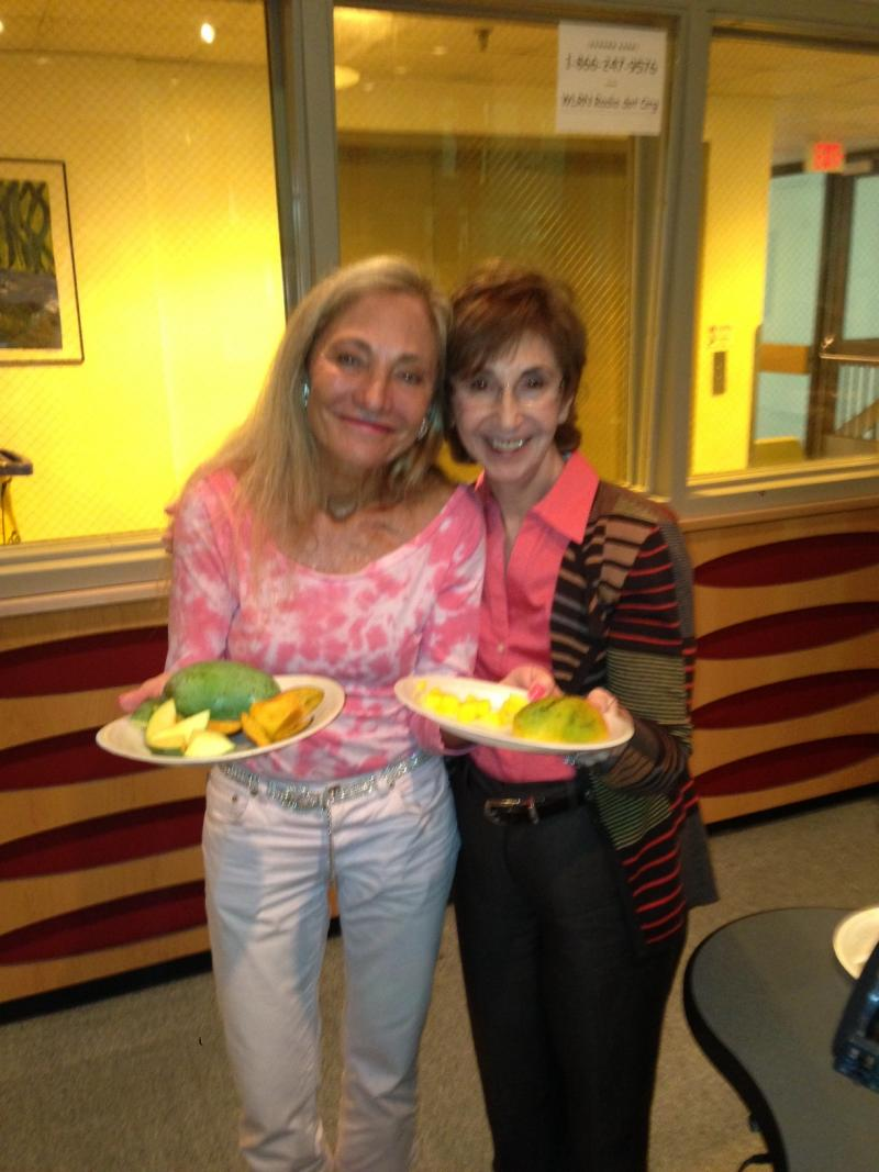 Bonnie Berman and Linda Gassenheimer
