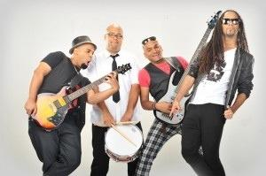 KES and The Band perform at Colors of the Caribbean