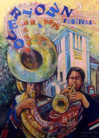 Overtown Rhythm and Arts Festival