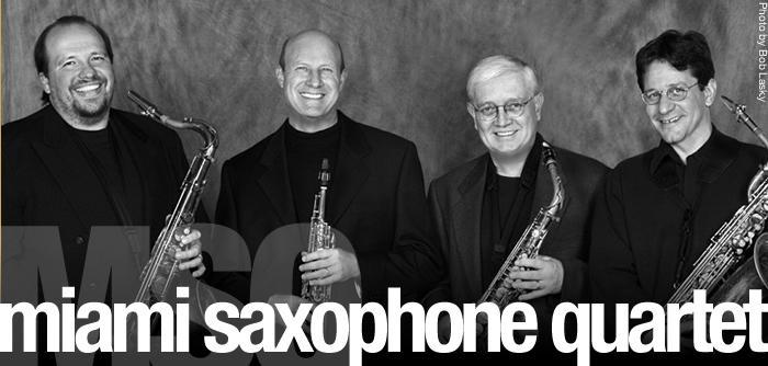 Miami Saxophone Quartet