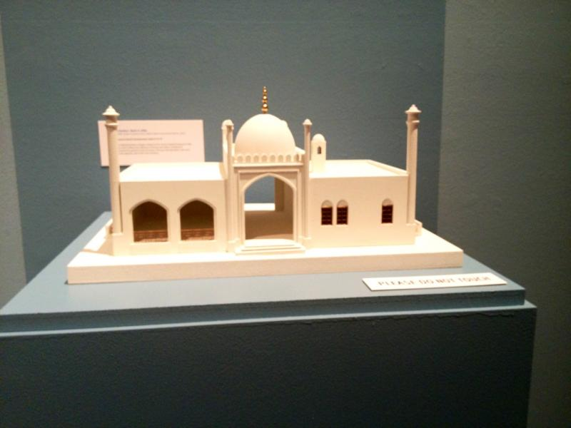 This 3D model replicates Opa-locka's Bathing Pavillion which was built in 1926.