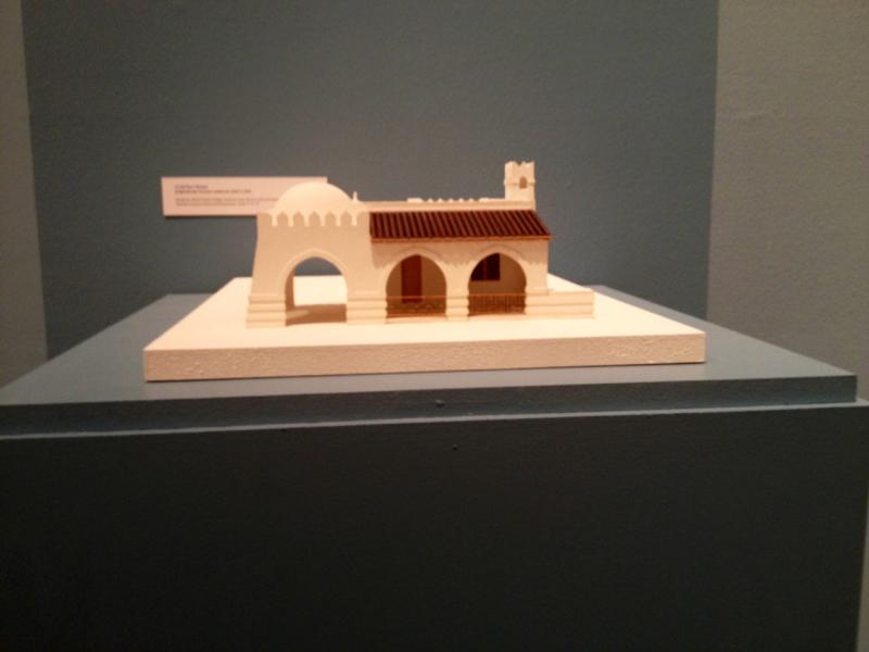 This 3D model replicates a private residence built in Opa-locka in 1927.