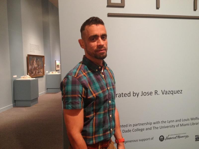MDC Professor Jose Vazquez has been fascinated by Opa-locka since he stumbled upon the city in 1998.