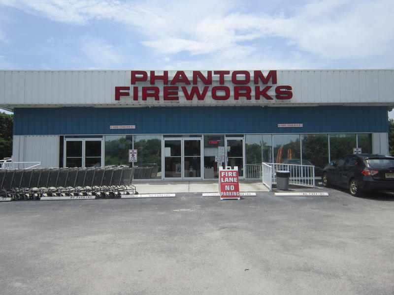 For Phantom Fireworks in Key Largo, the week before the Fourth of July is the busiest time of the year, followed by the days leading up to New Year's Eve.