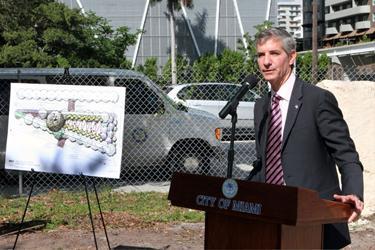 Commissioner Marc Sarnoff