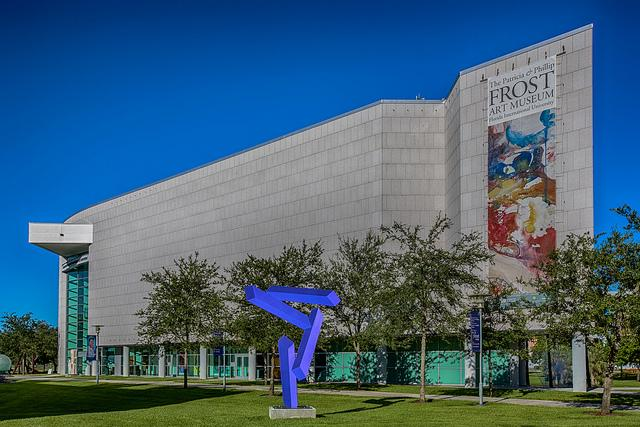 The Frost Art Museum at FIU