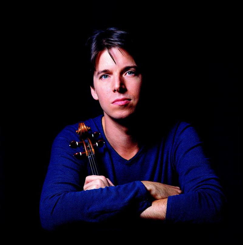 Joshua Bell - Part of the Arsht Center's new season
