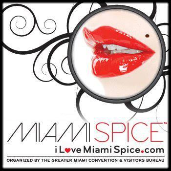 From the Miami Spice Facebook page