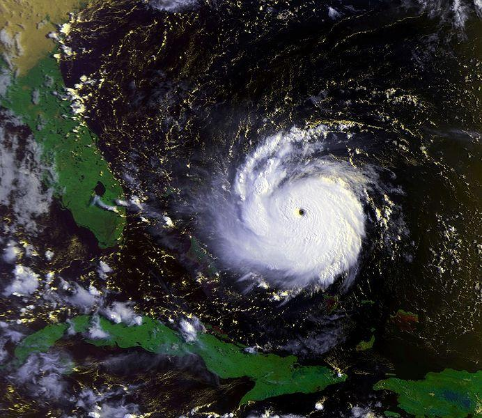 Hurricane Andrew in 1992 was the last Category 5 hurricane to hit the continental U.S.