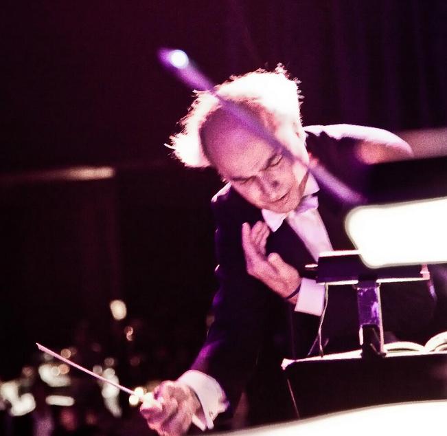 Maestro Eduardo Marturet of MISO