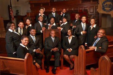 SMDCAC Presents  Fisk Jubilee Singers, November 9, 2013
