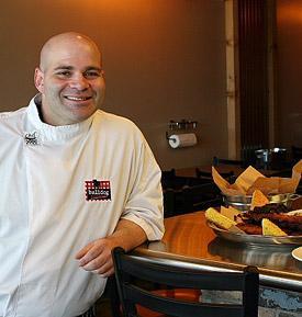 Chef Howie Kleinberg