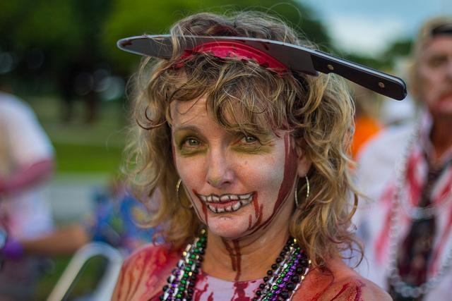 Key West Zombie Bike Ride