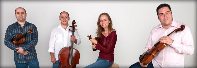 Amernet String Quartet's Facebook Page Photo