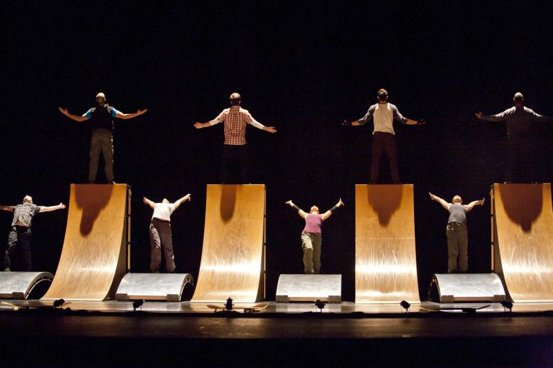 "Diavolo is performing ""Transit Space"" at the South Miami-Dade Cultural Center this weekend."