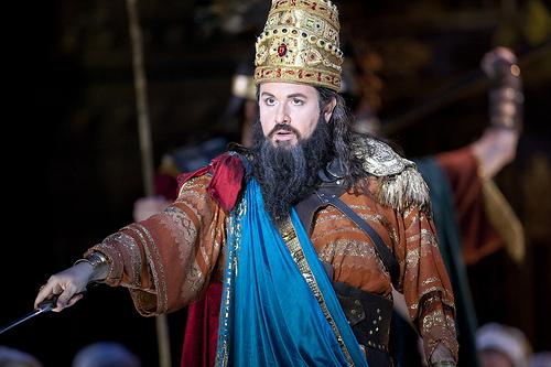 Nabucco - Opening on January 25, 2014, at the Adrienne Arsht Center for the Performing Arts of Miami-Dade County