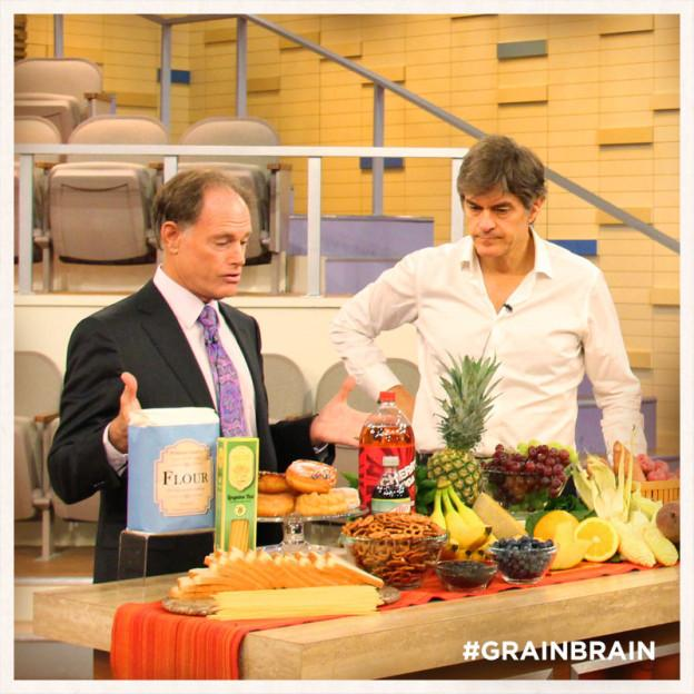Dr Perlmutter and Grain Brain on Dr Oz