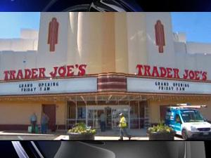 New Trader Joe's at the 9200 block of South Dixie Highway, where a Borders bookstore used to be located.