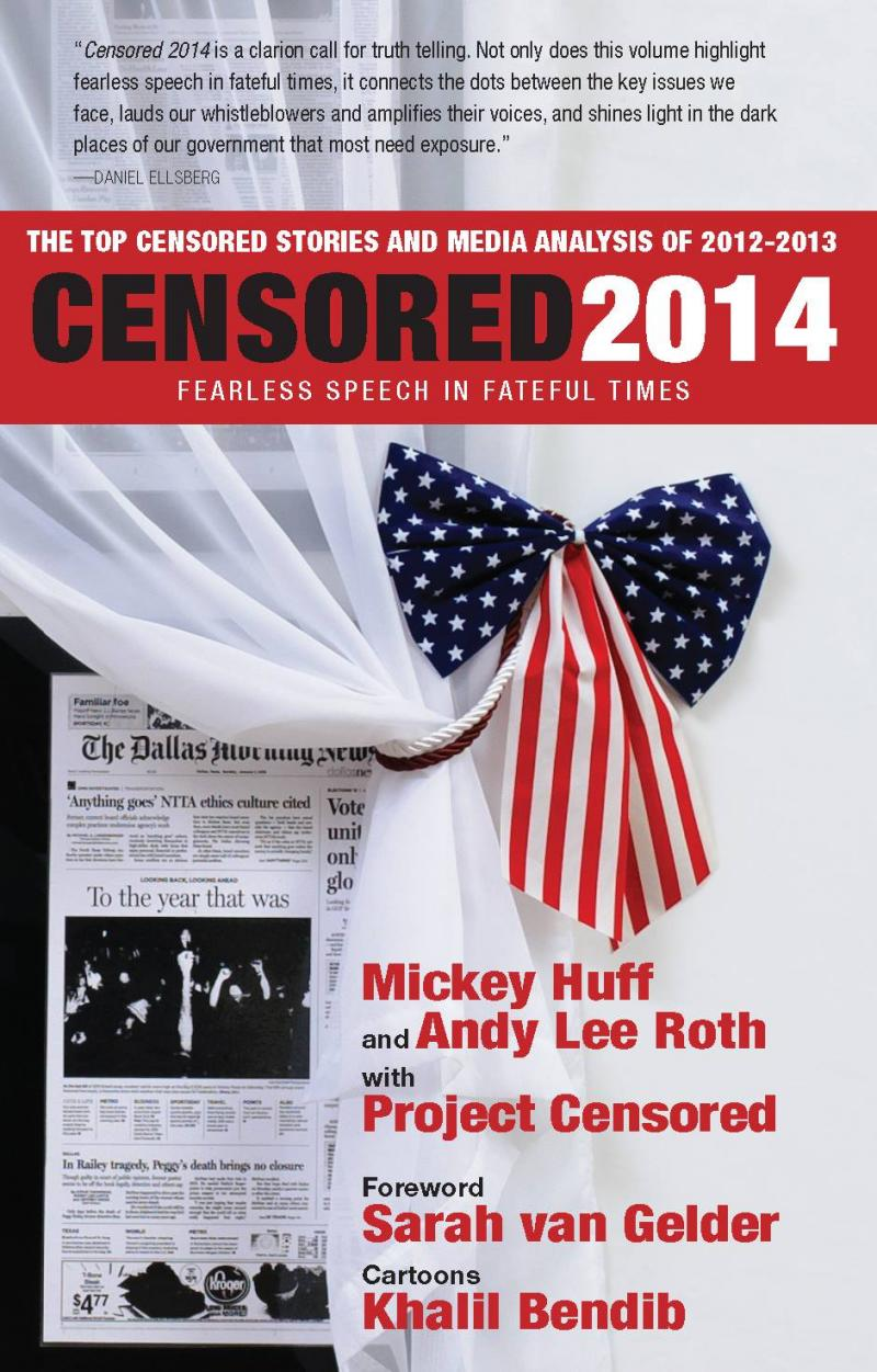 """Censored 2014: Fearless Speech in Fateful Times"""