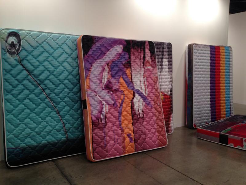 A piece at Art Basel.