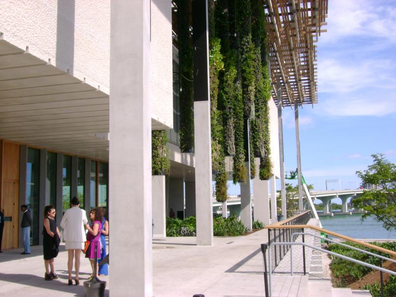 The Perez Art Museum is free to Miami-Dade residents through Sunday, Dec. 8.