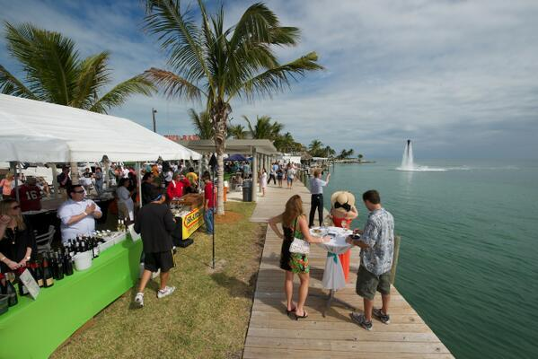 Uncorked Key Largo and Islamorada Food & Wine Fest starts Jan. 9, ten days of pairing events