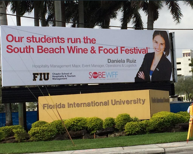 Florida International University Chaplin School of Hospitality & Tourism Management