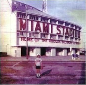 Miami Stadium, 1981