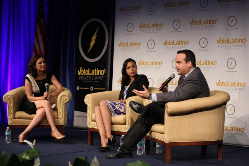 Panelists shared their personal success story with Millennial participants.