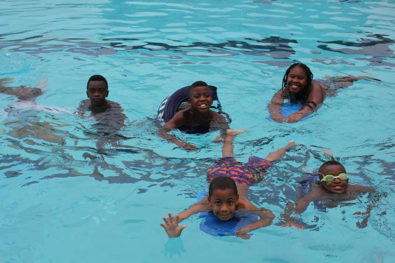 Kids Swimming ransom everglades offers swim lessons to kids without pools | wlrn
