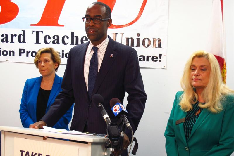 Miami Dade And Broward Schools Receive Quot Less Than Credible