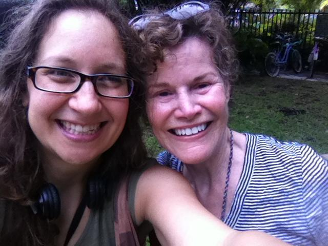 My childhood hero: I never imagined Judy Blume would say to me - Let's take a selfie.