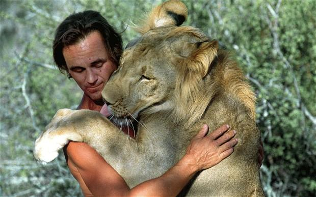 A Lion Called Mugie