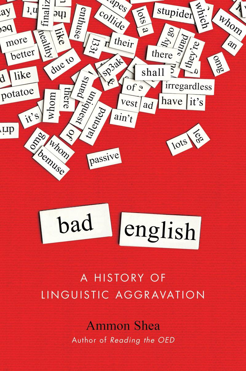 Bad English book cover