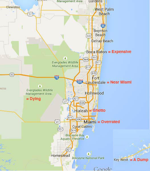 What Google Autocomplete Says About South Florida | WLRN