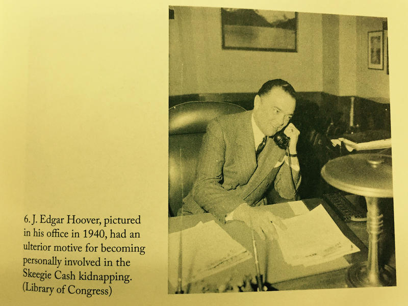 J. Edgar Hoover became personally involved in the case to enhance his national image and win over Congress.