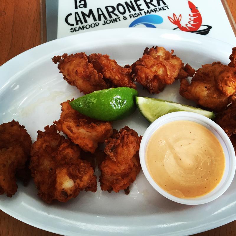 Fried shrimp wlrn for Fried fish and shrimp