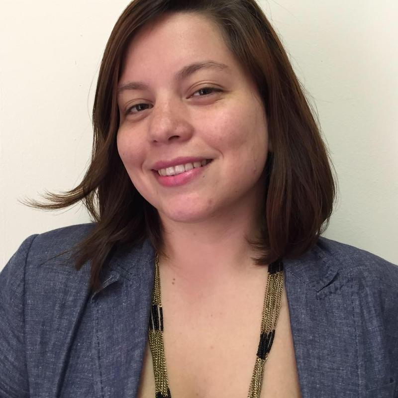 WLRN digital editor Maria Murriel