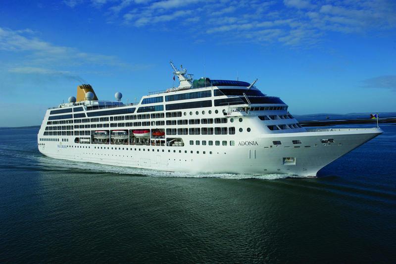 Carnival's Fathom-brand Adonia cruise ship