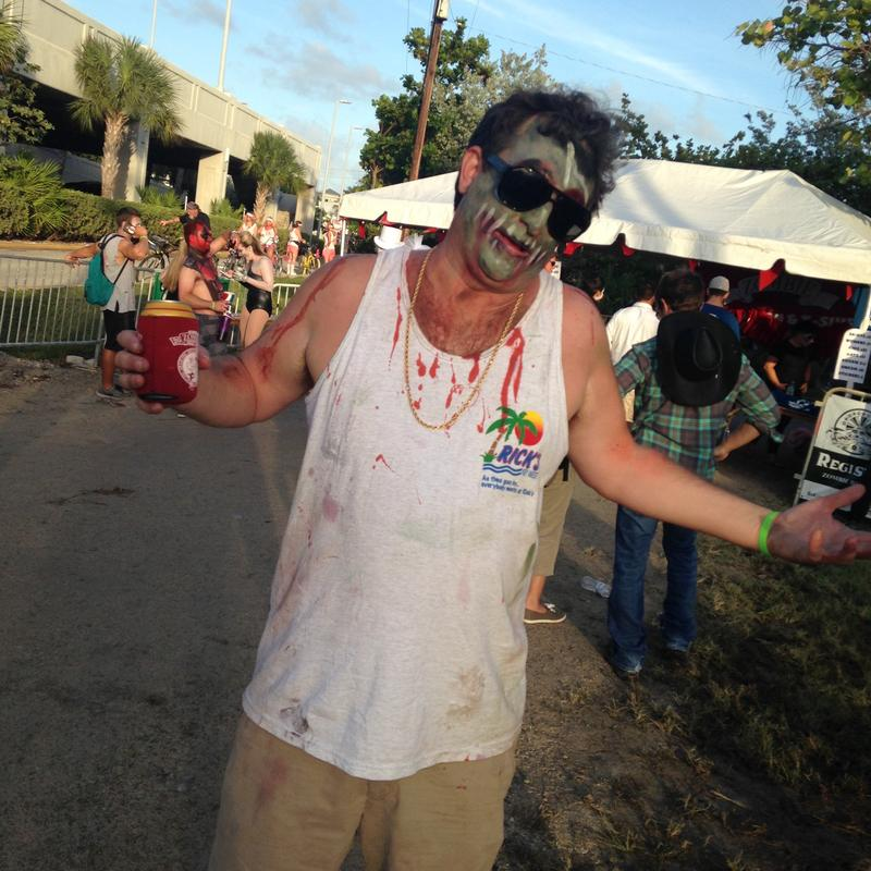 West Else: Undead Take Over Key West — On Wheels