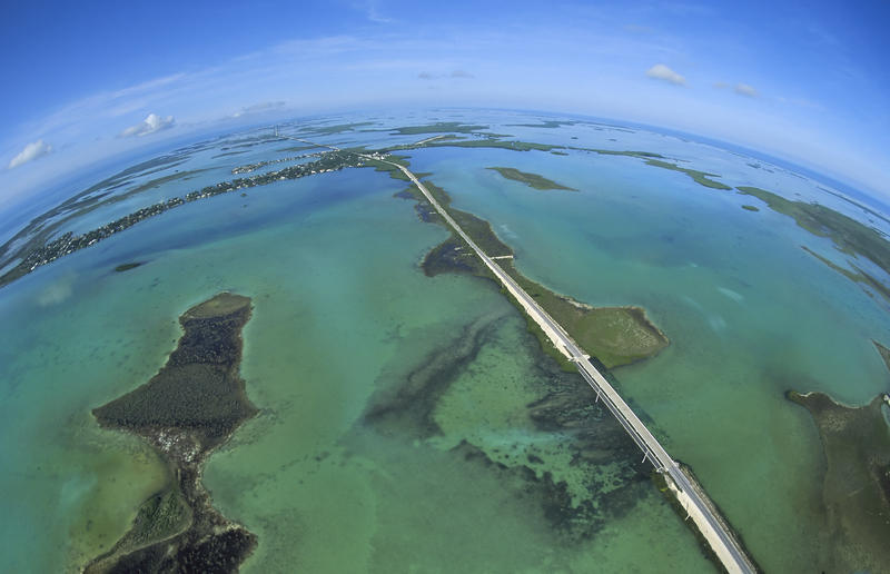 Some are concerned a monorail could ruin the scenic vistas of the Overseas Highway. The Monroe County Commission asked the state to take the Keys character and scenic nature into consideration.