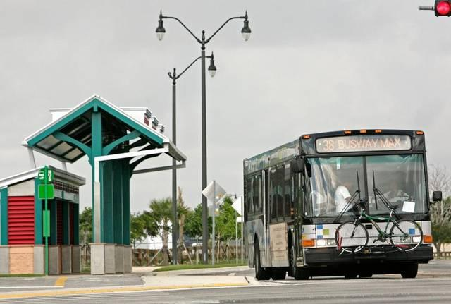 South Miami Dade Leaders Don 39 T Want Buses They Want Light