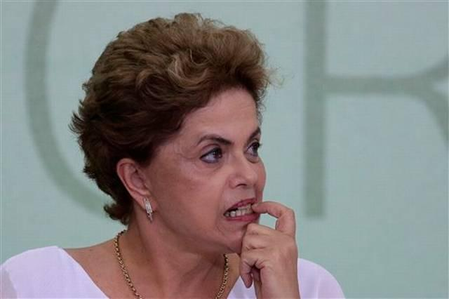 Brazilian President Dilma Rousseff faces impeachment this weekend. Her approval rating stands at an abysmal 10 percent.